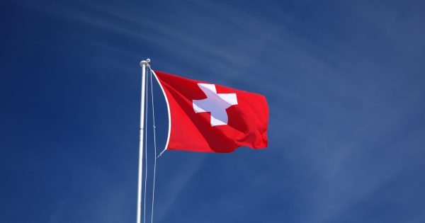 Flag, Switzerland, Red, White, Brier-999687_1920